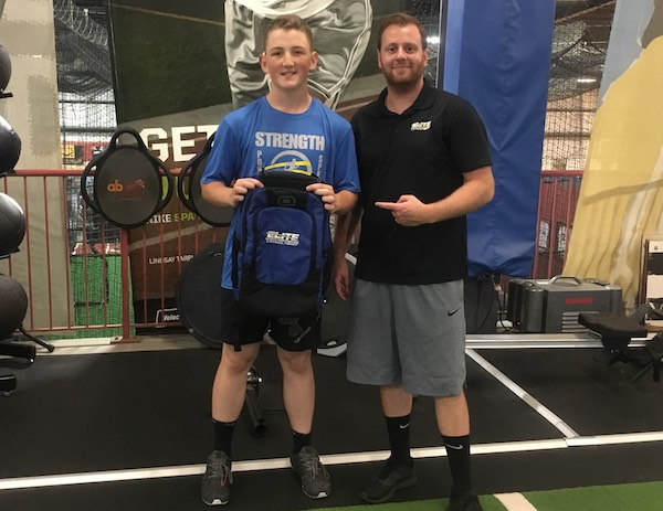 Jake Gosselin — August 2019 Athlete of the Month