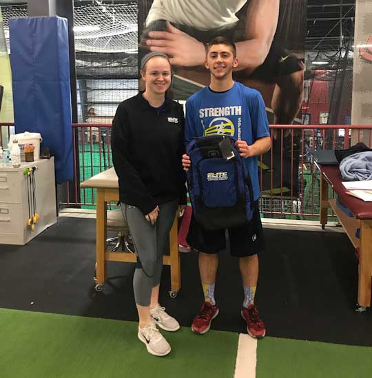 Nic Notarangelo – March '19 Athlete of the Month