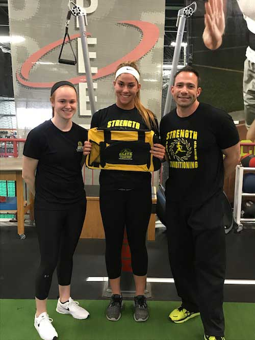 Cailey Sullivan – May '17 Athlete of the Month