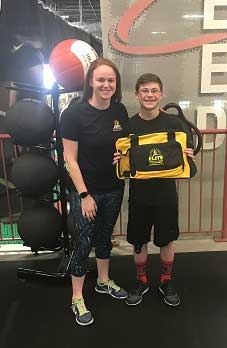 Max Farley – May '18 Athlete of the Month